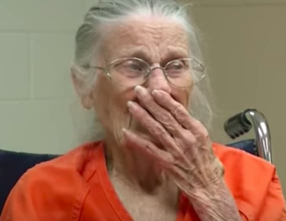 93-year-old spends 2 nights in jail after eviction