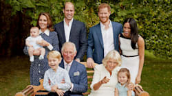 Prince Charles Soaks Up Grandpa Life In Family Pic To Mark His