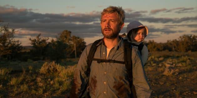 Em trama pós-apocalíptico, pai corre contra o tempo para manter sua filha em segurança.