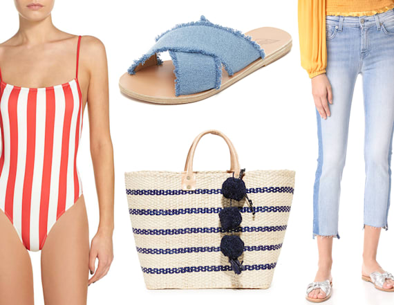 Pack like a pro for the Fourth of July weekend