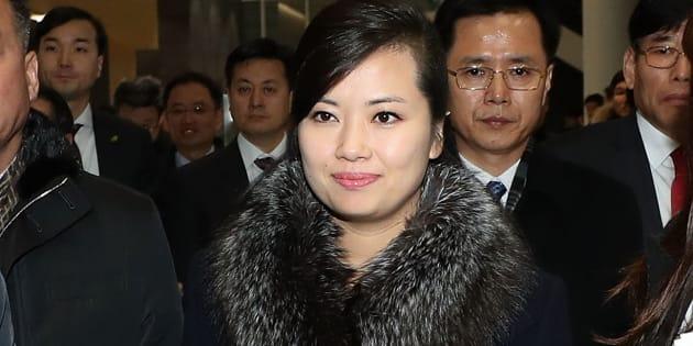 A una cantante pop affidato il compito del delicato rapporto fra le due Coree (per i Giochi olimpici)