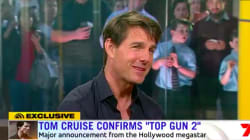 Tom Cruise annonce que