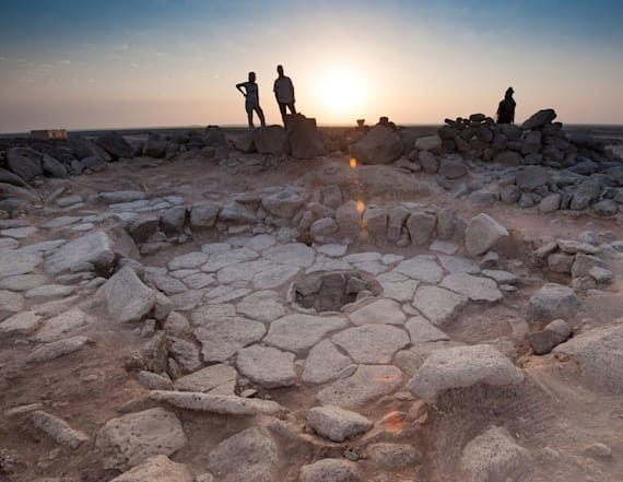 World's oldest bread found at prehistoric site