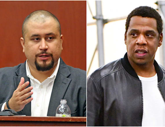 Zimmerman threatens JAY-Z over Trayvon documentary