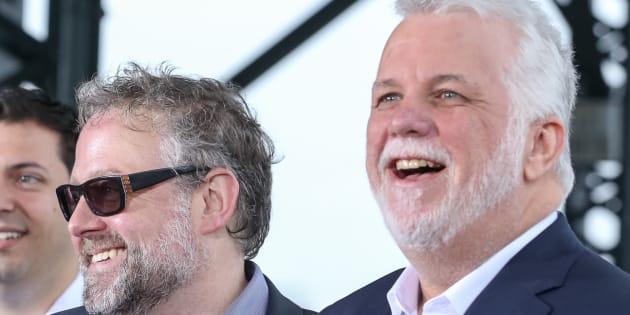 Le directeur de campagne du Parti libéral, Alexandre Taillefer, a déclaré que François Legault est «une menace à la paix sociale» et que la «crise sociale» guettait le Québec, advenant son élection le 1er octobre.