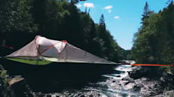 VIDEO: Eleva tu aventura de acampar al siguiente nivel con estas casas