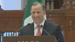 """VIDEO: """"Voy a solicitar mi registro como precandidato a la presidencia de la república"""": José Antonio"""