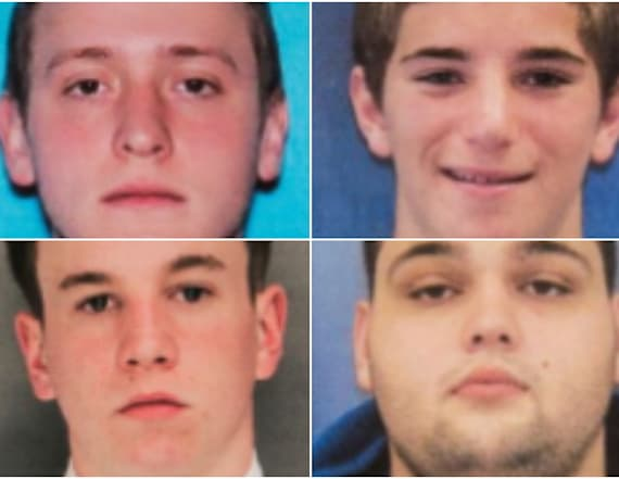 Cousins plead not guilty to abuse of corpse