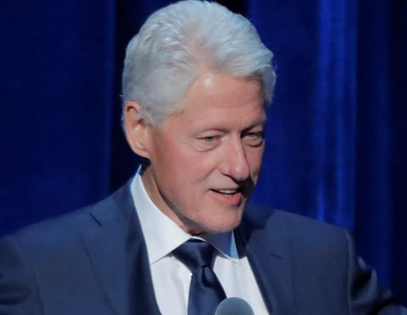Bill Clinton wants to weigh in on Lewinsky records