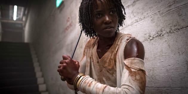 Atriz vencedora do Oscar, Lupita Nyong'o é uma das estrelas do elenco de 'Nós'.