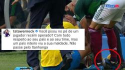 Quem é o autor do pisão no menino Ney que deixou Tatá Werneck (e o Brasil)