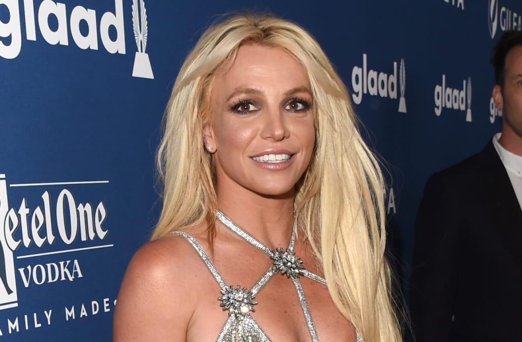 Jimmy Fallon Britney Spears datant