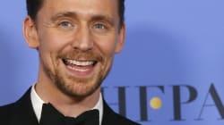 Tom Hiddleston s'excuse pour son discours maladroit aux Golden