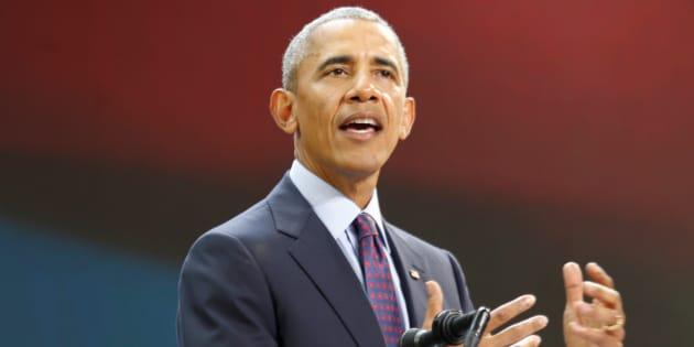 Barack Obama fait son retour sur la scène politique