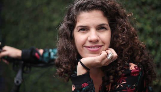Dia 76: Erica Telles e o andar de bicicleta como ato
