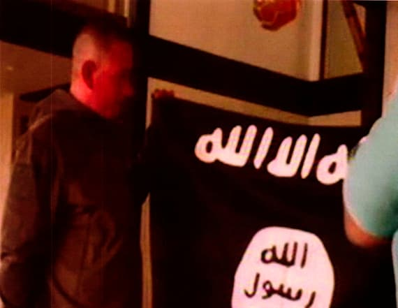Sergeant indicted for trying to help Islamic State