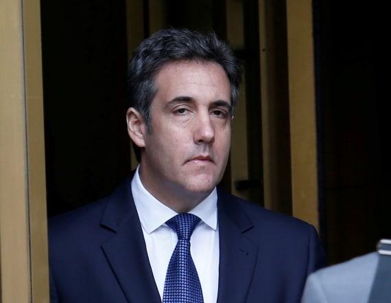 Michael Cohen pleads guilty in hush-money scheme