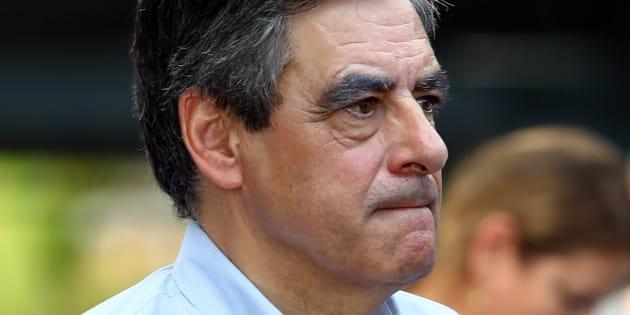 Ni le droit ni la morale ne sortent grandis de l'affaire Fillon. REUTERS/Laurent Capmas