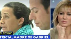 La madre de Gabriel asegura que se emocionó con las lágrimas de un guardia civil al hablar de su