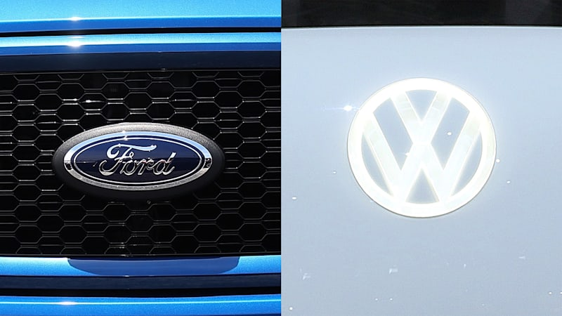 Could Ford and VW share platforms, powertrains and production? - Autoblog