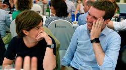 Santamaría pide investigar el vídeo contra su candidatura atribuido a