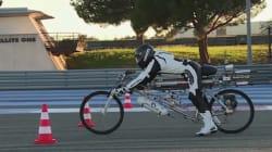 Le pilote François Gissy se tue à l'entraînement avec son