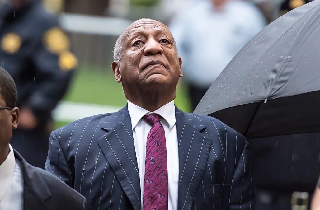 Bill Cosby wears prison uniform in new mugshot - AOL