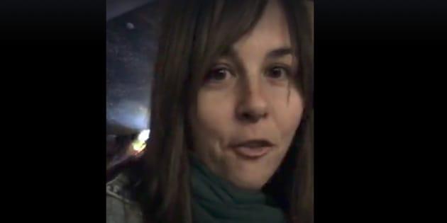 Geneviève Jetté dénonce le fait d'avoir à payer le billet d'entrée pour un bambin de 5 mois aux Cinémas Guzzo.