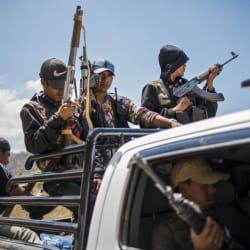 Cada año llegan a México más de 200 mil armas ilegales provenientes de