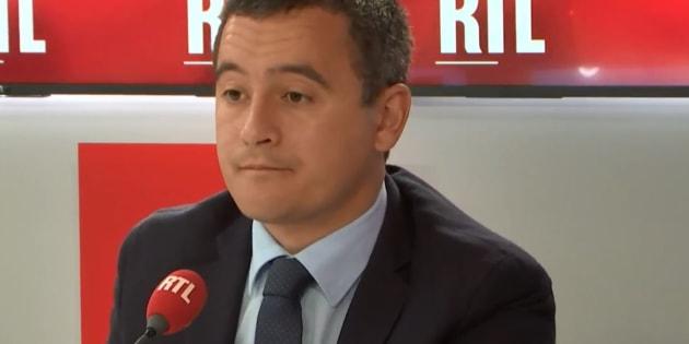 """Gérald Darmanin s'en prend aux """"élus locaux"""" qui ont augmenté le taux de la taxe d'habitation."""