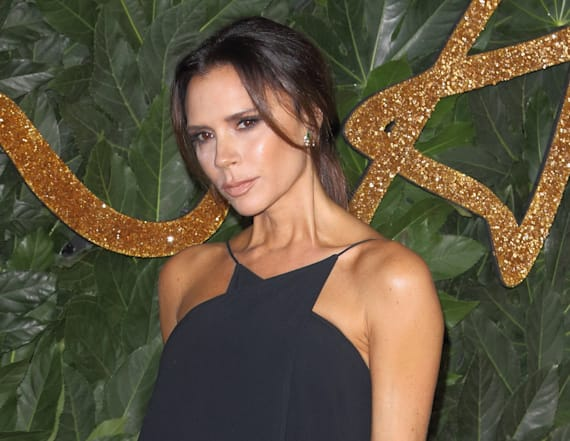 What Victoria Beckham uses to get that summer glow
