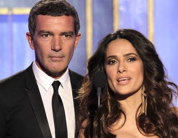Antonio Banderas backs Salma Hayek's Weinstein story