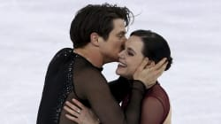 Why Olympians Tessa Virtue, Scott Moir Hug Before Every