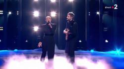 La prestation de Madame Monsieur à l'Eurovision