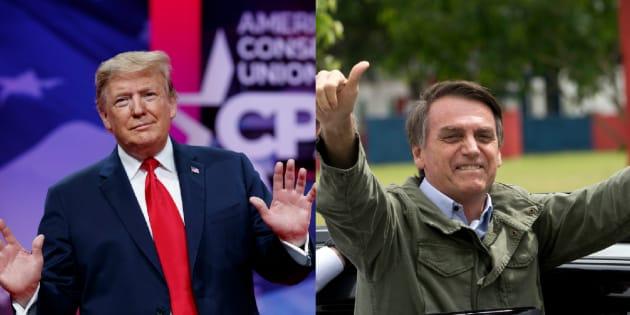 Bolsonaro est-il vraiment le Trump brésilien?
