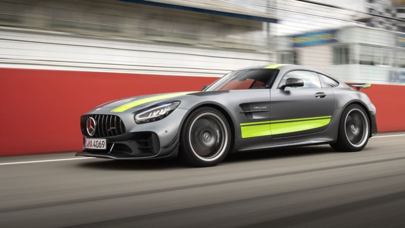 2020 Mercedes-AMG GT R Pro First Drive Review