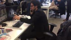 En grève, les salariés d'iTélé utilisent le challenge web du