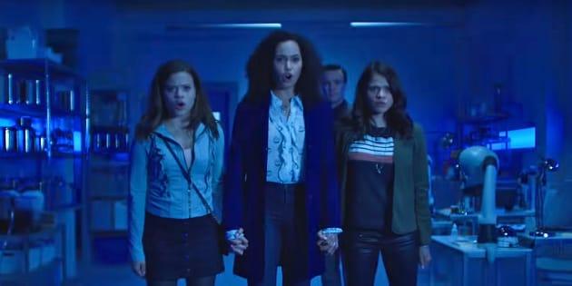 """La bande-annonce du reboot de """"Charmed"""" est arrivée... et les réactions ne sont pas tendres"""