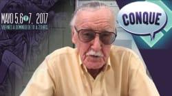 La convención de cómics que provocó la visita de Stan Lee a