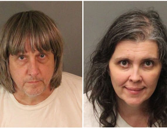 Parents of 13 captive siblings to appear in court