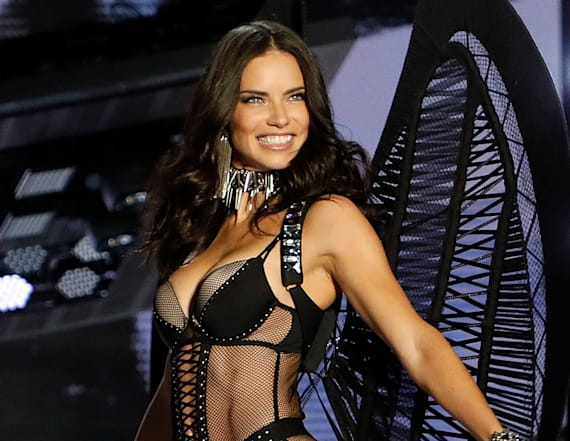 Adriana Lima will no longer take her clothes off