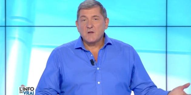 """Avec """"L'info du Vrai"""", Yves Calvi a-t-il refait """"C dans l'air"""" sur Canal?"""
