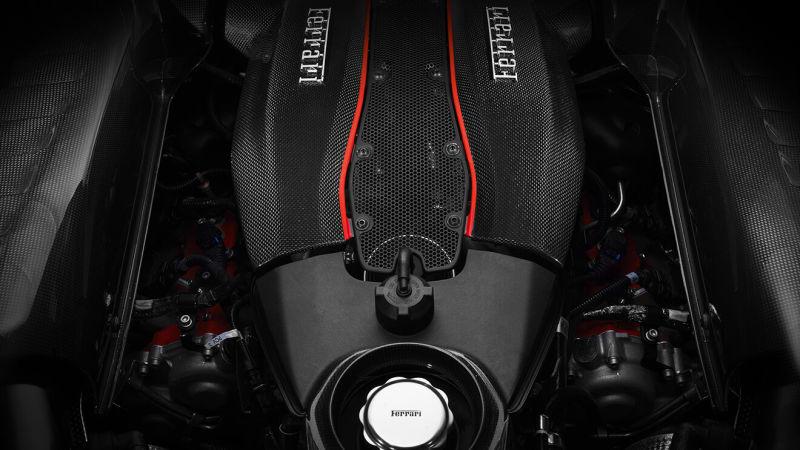 Ferrari to introduce a V8 hybrid supercar this year