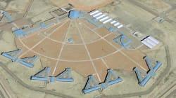 #Fotos Así luce desde el cielo la temible prisión ADMAX, la nueva casa del