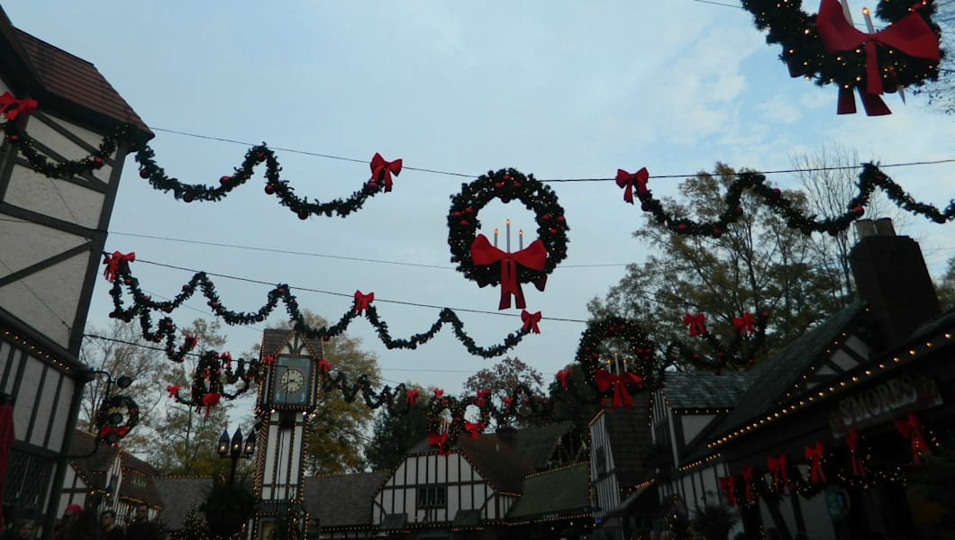 Five Ways To Ditch The Grinch At Busch Gardens Christmas Town In Williamsburg