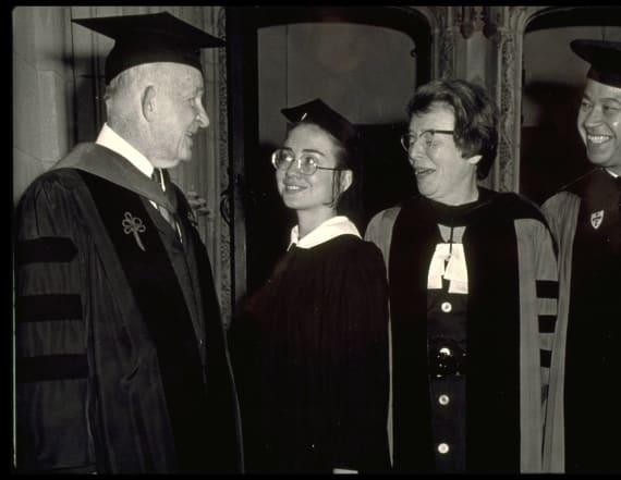 Hillary Clinton reveals sexism at Harvard