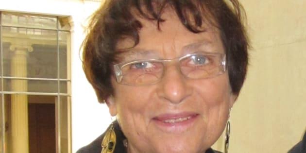 """Maudy Piot, fondatrice de """"Femmes pour le dire, femmes pour agir"""", est décédée"""