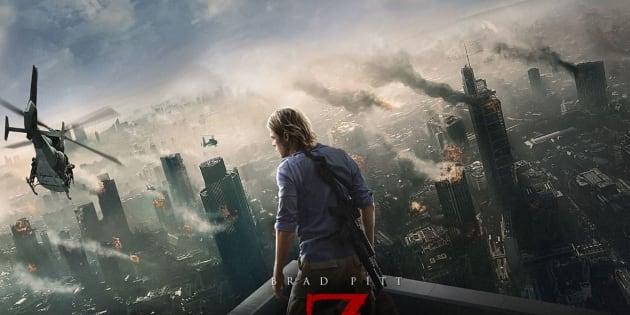 """Le deuxième volet de """"World War Z"""" a été annulé par les studios Paramount."""