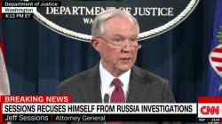 Accusé d'avoir menti sur ses relations avec la Russie, le ministre de la Justice de Trump plaide