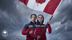 Ice Dancers Tessa Virtue And Scott Moir To Carry Flag At